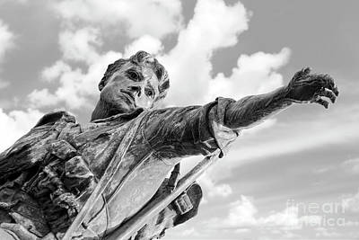 Sean Rights Managed Images - Statues 6 Royalty-Free Image by Ben Yassa