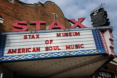 Photograph - Stax by Bud Simpson