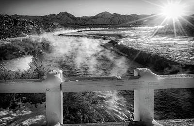 Photograph - Steam by Cat Connor