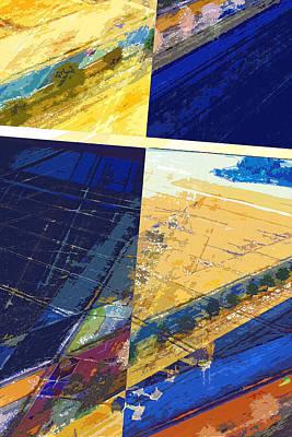 Digital Art - Steel by Payet Emmanuel