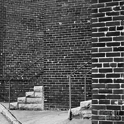 Photograph - Steps by Patrick M Lynch