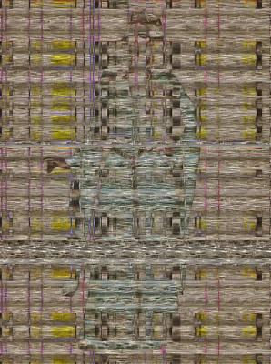 Digital Art - Stereogram 928 by Mario Carini