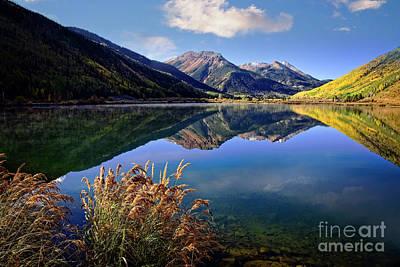 Photograph - Still Lake by Scott Kemper
