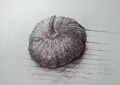 Still Life Drawings - Still life 2 by Sukalya Chearanantana