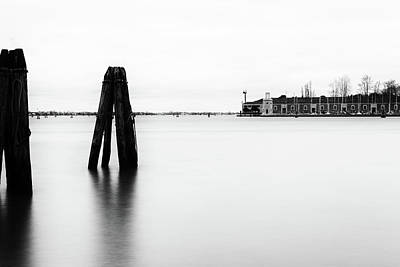 Photograph - Still Venice by Georgia Fowler