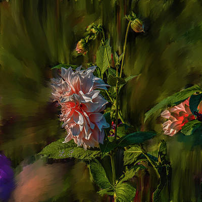 Mixed Media Royalty Free Images - Still life #jq Royalty-Free Image by Leif Sohlman