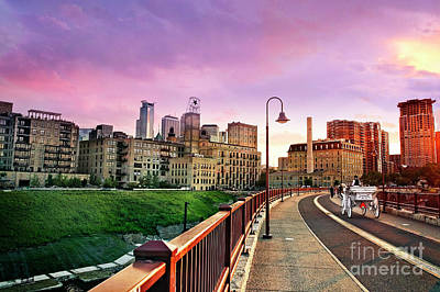 Photograph - Stone Arch Bridge by Scott Kemper