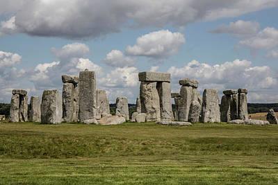 Photograph - Stonehenge England  by John McGraw