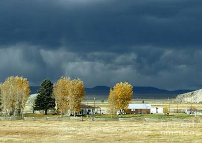 Photograph - Storm Brewing by Rosanne Licciardi