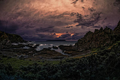 Photograph - Storm Brewing by Werner Kaffl