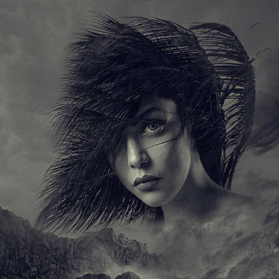 Photograph - Storm by Evgeny Loza