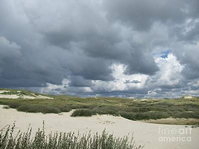 Photograph - Storm In Schoorl Dunes by Chani Demuijlder