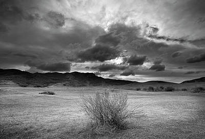 Photograph - Storm Over Boney by John Rodrigues