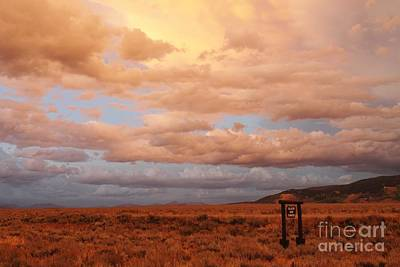 Wall Art - Photograph - Stormey Skies  by Don Small Jr