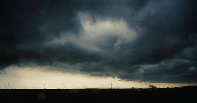 Sean Rights Managed Images - Stormy Skies Royalty-Free Image by Andrea Anderegg