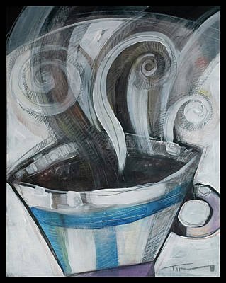 Painting - Strange Brew by Tim Nyberg