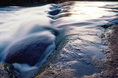 Photograph - Stream 4 by Dubi Roman
