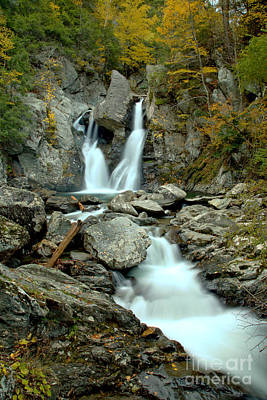 Photograph - Stream Below Bash Bish Falls by Adam Jewell