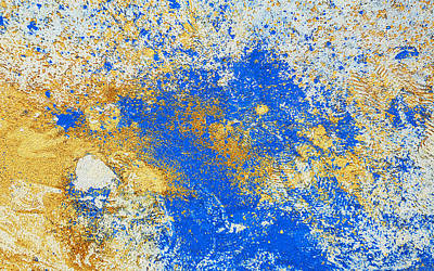 Painting - Stream Of Consciousness - 04 by Andrea Mazzocchetti