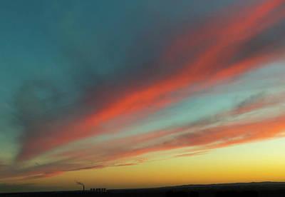 Frank Sinatra - Streaming Sunset by John Dakin