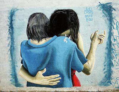 Photograph - Street Art Buenos Aires 10 by Kurt Van Wagner