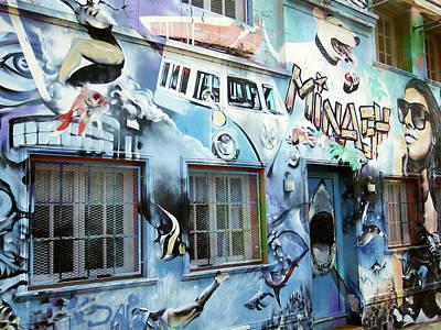 Photograph - Street Art Buenos Aires 12 by Kurt Van Wagner