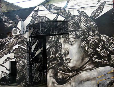 Photograph - Street Art Buenos Aires 27 by Kurt Van Wagner