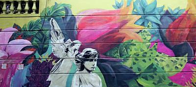 Photograph - Street Art Buenos Aires 7 by Kurt Van Wagner