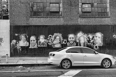Photograph - Street Art Nyc by Sharon Popek