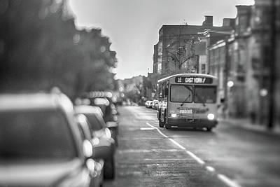 Photograph - Street Bus by Dan Urban