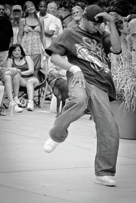 Photograph - Street Dance by Catherine Sobredo