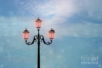 Photograph - Street Lamp by Juli Scalzi