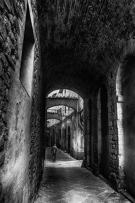 Photograph - Street Photography Pistoia by Frank Andree