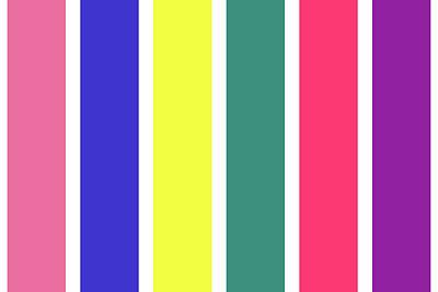 Digital Art - Stripe - Spring - On White by REVAD David Riley