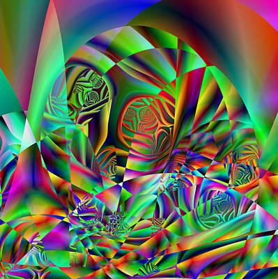 Digital Art - Stuccordia by Andrew Kotlinski