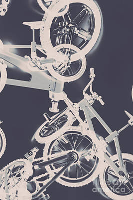 Abstract Royalty-Free and Rights-Managed Images - Stunt bike trickery by Jorgo Photography - Wall Art Gallery