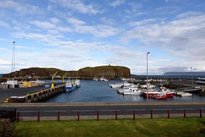Photograph - Stykkisholmur Harbor by RicardMN Photography