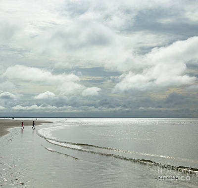 Photograph - Summer Clouds by Michelle Constantine