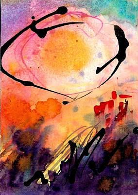 Painting - Summer Field by Jack Loeb