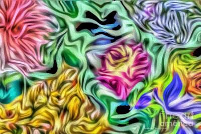 Digital Art - Summer Haze by Kathie Chicoine