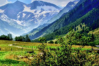 Photograph - Summer In Tirol Austria by Gerlinde Keating - Galleria GK