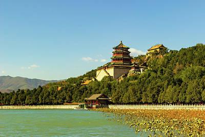 Photograph - Summer Palace, China by Aashish Vaidya