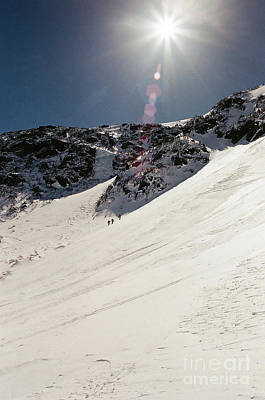 Photograph - SUn Drenched Tuckerman's by Larry Davis Custom Photography