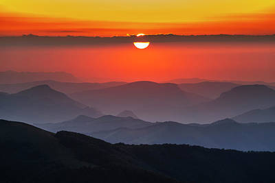 Photograph - Sun Eye by Evgeni Dinev