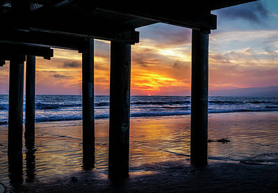 Photograph - Sun Light Downunder by Gene Parks