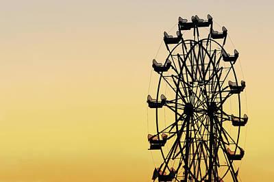 Photograph - Sun Wheel by Todd Klassy