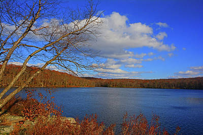 Photograph - Sunfish Pond From The Appalachian Trail by Raymond Salani III