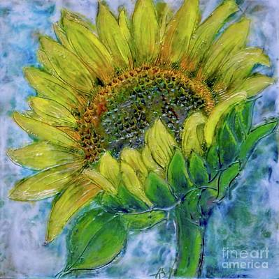 Sunflower Happiness Art Print