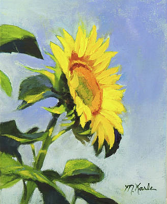 Painting - Sunflower by Marsha Karle