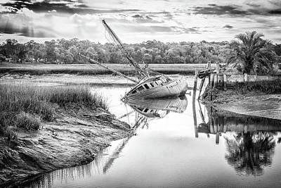 Photograph - Sunken Treasure by Scott Hansen